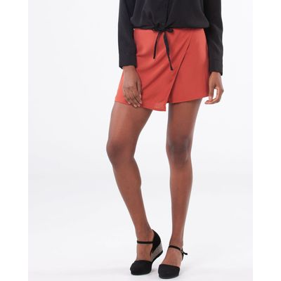 shorts-saia-7240-viscose-liso-terracota-medio