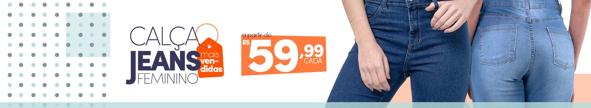 Jeans Feminino - Mesa