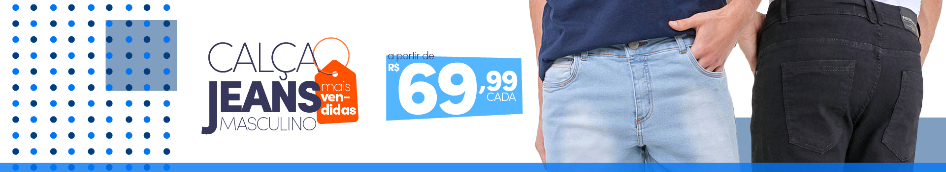 Jeans Mais Vendidos