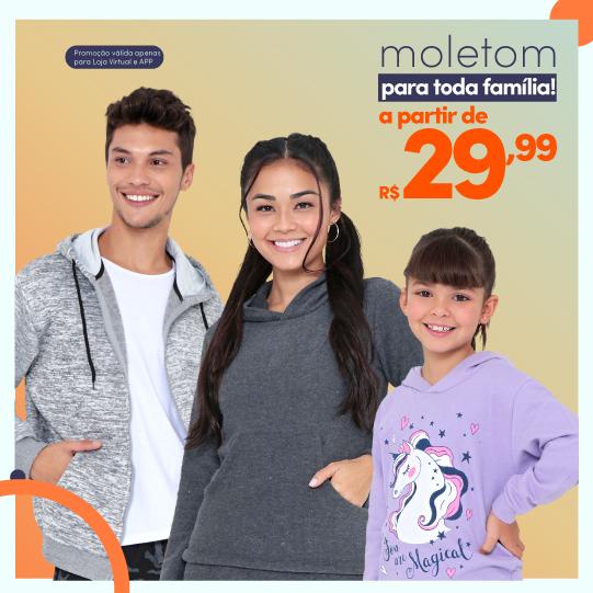 Moletom - 29,99